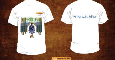 GHR Ooty Run T-shirt