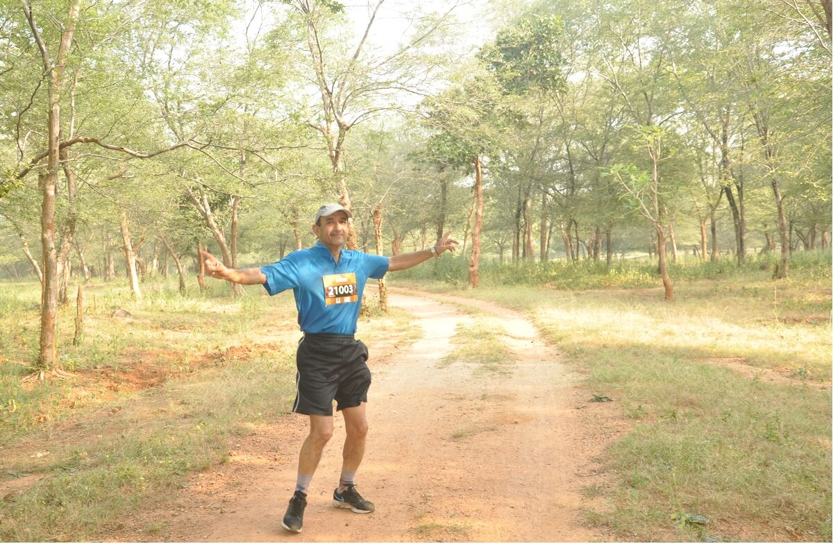 pench run vacation