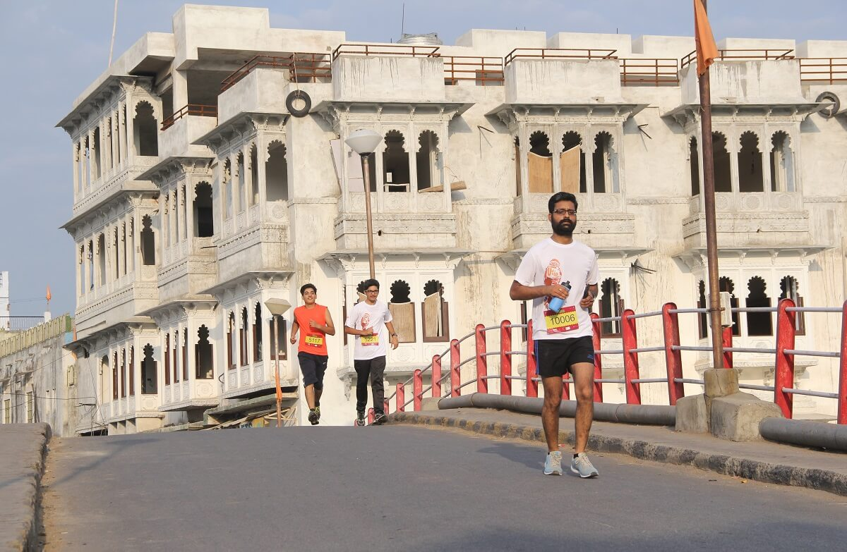 udaipur run vacation
