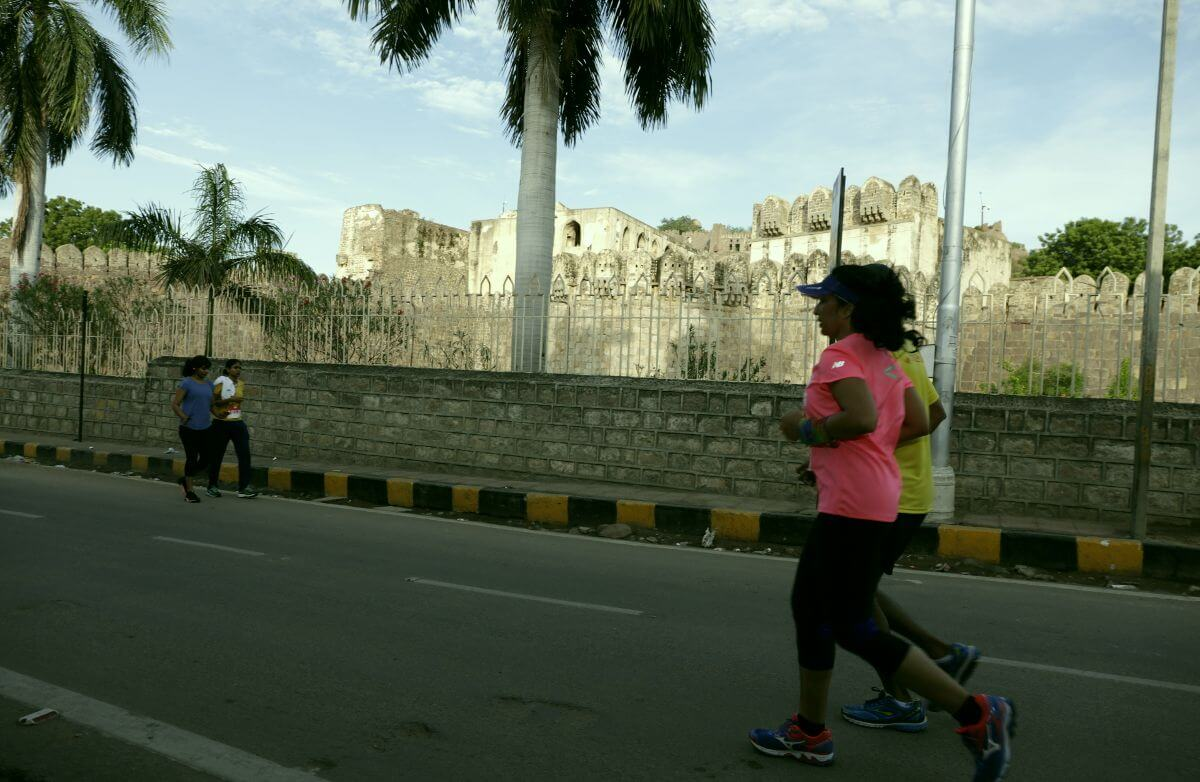 hyderabad run vacation