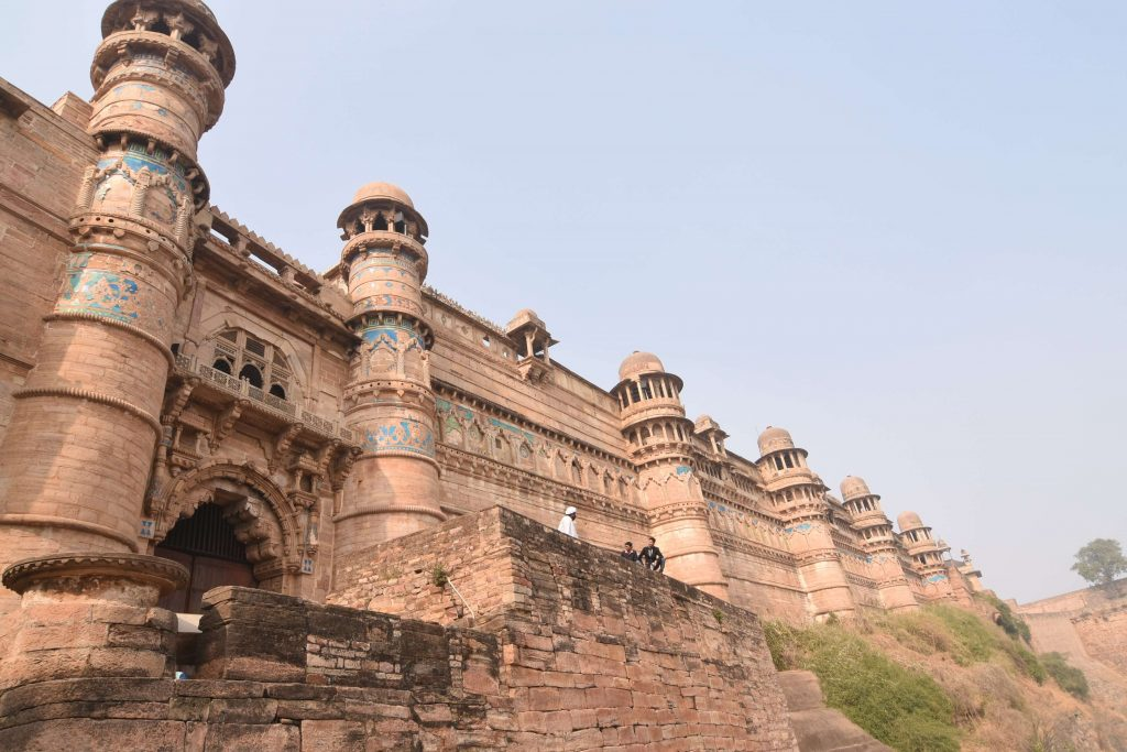 Gwalior travel itineraries Photo by: amit sen