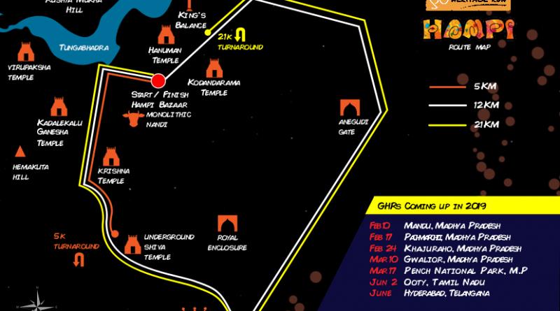 ghr-hampi-2019-run-route-map