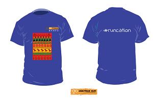 ghr mandu run t-shirt