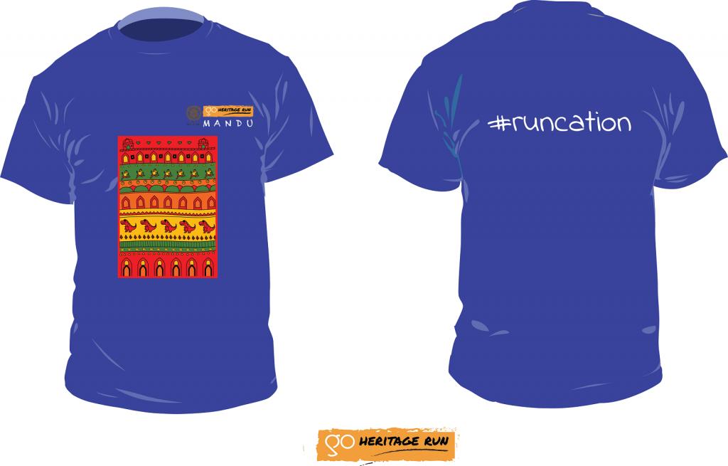 Mandu 2019 Run T-shirt