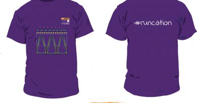 Go Heritage Run Hyderabad 2019 Run T-shirt