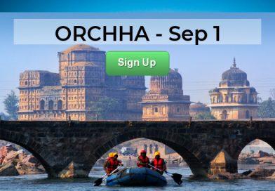 ghr orchha september 1 rafting chattris