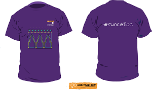 ghr hyderabad run t-shirt