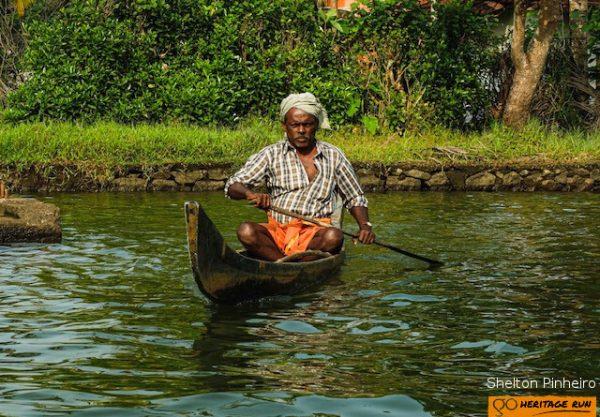 kumarakom fisherman