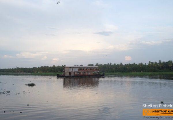 Go heritage run kumarakom houseboat