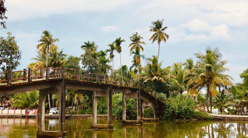 Bridge in Kumarakom