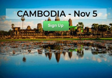 cambodia runcation november 5-8