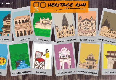 Orchha points of interest
