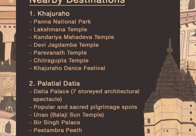 Orchha Nearby Destinations