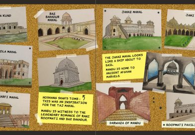 Mandu Points of interest