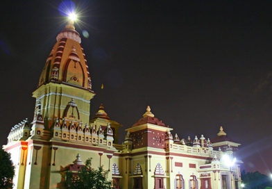 Laxmi Narayan Temple- places to visit in bhopal