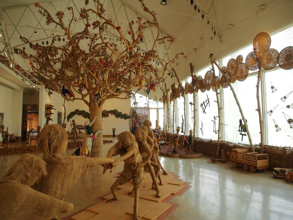 Bhopal-Tribal-Museum