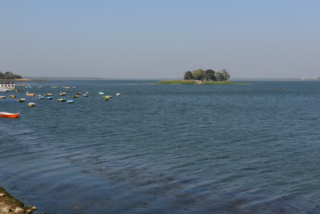 Upper Lake or Bhojtaal