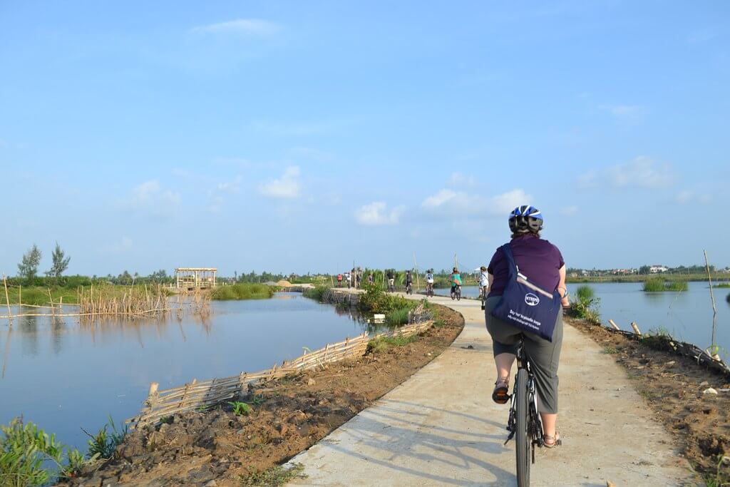 Vietnam Hoi An Cycling Group 1