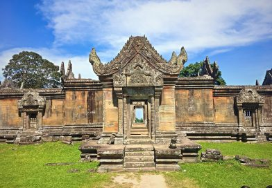 Temple at Preah Vihear