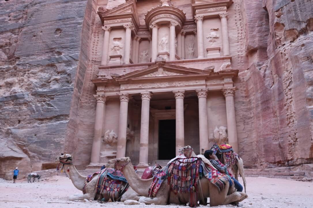 Runcation Jordan Petra