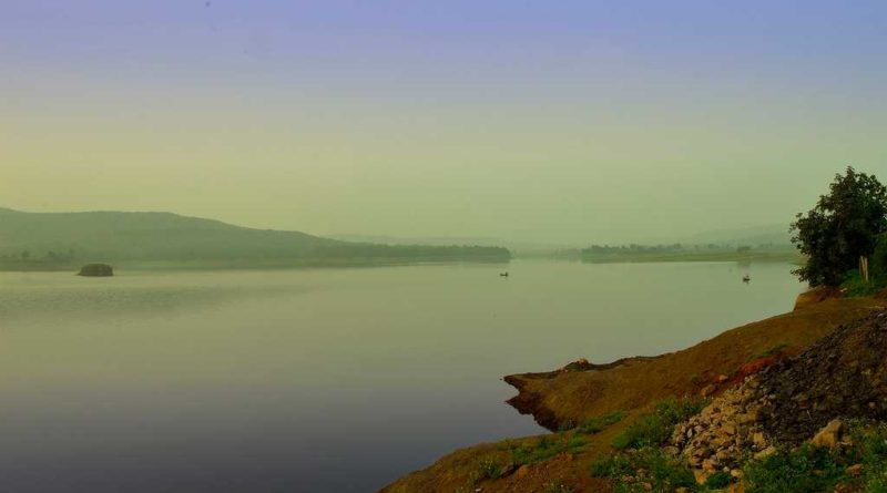 Nearby places around Omkareshwar-FI