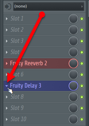 How to Move Insert Effects on FL Studio's Mixer_2 - FX Insert Options