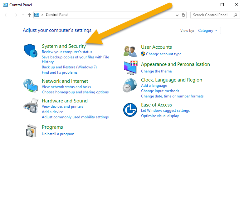 Improve FL Studio Performance on Windows_01 - Control Panel