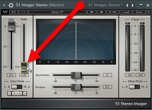Waves S1 Stereo Imager