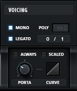 How to Make a Sub Bass in Serum_05 - Legato