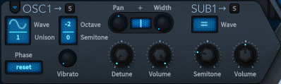 How to Make a Sub Bass in u-he Hive_03 - Osc 1