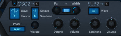 How to Make a Sub Bass in u-he Hive_04 - Osc 2