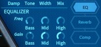 How to Make a Sub Bass in u-he Hive_08 - EQ