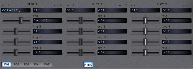 How to Make an Analog Funky Synth Bass in Spire_09 - Vel to Cutoff Modulation