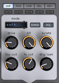 How to Make an Analog Funky Synth Bass in Spire_11 - FX Shaper