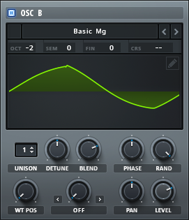 03 - OSC B_how to make a funky synth bass in serum