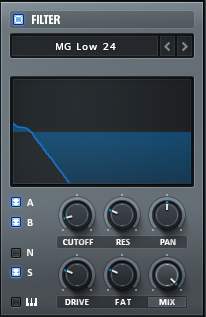 05 - Filter_how to make a funky synth bass in Serum