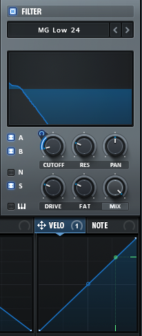 09 - VELO_how to make a funky synth bass in Serum