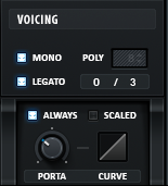 11 - VOICING_how to make a funky synth bass in Serum