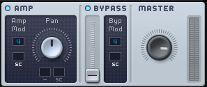 How to Make a Sub Bass in Massive_05 - Master Volume