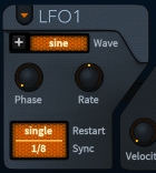 How to Make an Electric Piano in Hive_07 - LFO 1