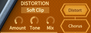 How to Make an Electric Piano in Hive_10 - Distortion FX