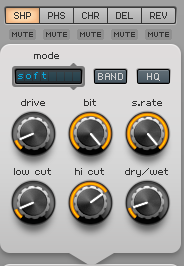 How to Make a Funky Worm Synth in Spire_09 - Shaper FX
