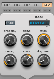 How to Make a Funky Worm Synth in Spire_11 - Reverb FX