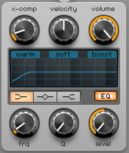 How to Make a Funky Worm Synth in Spire_12 - EQ and Compression