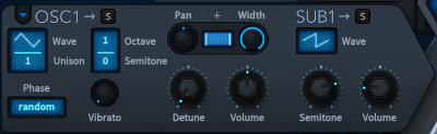 How to Make a Hip Hop Whine Synth in U-he Hive_04 - Osc1