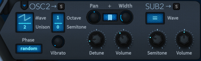 How to Make a Hip Hop Whine Synth in U-he Hive_06 - Osc2