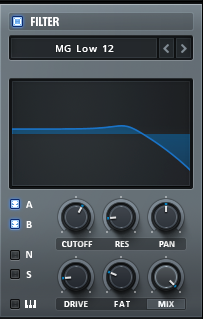 How to Make a Hip Hop Whine Synth in Serum_04 - Filter