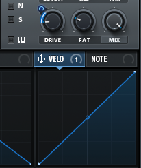 How to Make a Hip Hop Whine Synth in Serum_06 - Velocity Mod