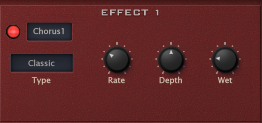 How to Make a Hip Hop Whine Synth in u-he Diva_09 - Chorus FX