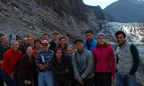 New Zealand Field Trip 2015